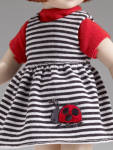 Click to view larger image of Effanbee Cute as a Bug Patsy Doll Outfit Only Tonner 2013 (Image4)