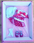 Effanbee Dots My Dress Patsy Doll Outfit Only Tonner 2013