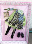 Click here to enlarge image and see more about item FBP0211: Effanbee Patsy Loves to Read Doll Outfit Only 2015