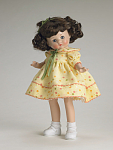 Click here to enlarge image and see more about item FBT0124: Effanbee Sunspots Patsyette Doll, 2006 Tonner