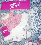 Click here to enlarge image and see more about item FBT0151: 2006 Effanbee Picnic Perfect Toni Doll Outfit Only Tonner