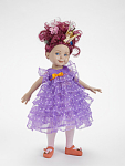 Click here to enlarge image and see more about item FNE0011: Effanbee Family Dinner Fancy Nancy Doll Outfit Only, 2008 RT