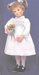 Click here to enlarge image and see more about item GKR0015: Good-Kruger When I Grow Up Doll 1996-97