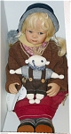 Click here to enlarge image and see more about item GSE0011: 2000 Gotz Susie Eimer Dorle Artist Doll