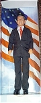 Click here to enlarge image and see more about item GWB0001b: Talking President G. W. Bush Doll/Action Figure 2002