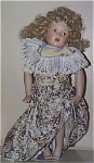 Click here to enlarge image and see more about item HKE0001: Helen Kish Ashley Dress-Up - Hamilton Collection Doll