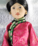 Click to view larger image of Kish 2002 Spring Pearl of China Doll, Book Set, American Girls (Image5)