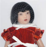 Click to view larger image of Urban Song Doll 2009 Helen Kish (Image4)