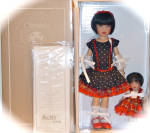 Click to view larger image of Suchin and Sasha Doll BJD Set, 2012, Helen Kish (Image2)