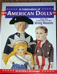 Click here to enlarge image and see more about item HOB0019: McGonagle, A Celebration of American Dolls Book, 1997