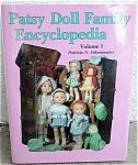 Click here to enlarge image and see more about item HOB0028B: Patsy Doll Family Encyclopedia, V. 1, Schoonmaker, 2nd