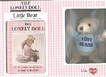 Click here to enlarge image and see more about item KAH0003: Kids-at-Heart Summer Bear, Book Set Mid 1990s