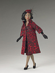 Click here to enlarge image and see more about item KTC0145: Tonner 2006 Fashion Plate Tiny Dottie Doll