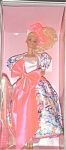 Click here to enlarge image and see more about item MAT0011: 1990 Mattel Barbie Style Made for Applause NRFB