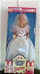 Click here to enlarge image and see more about item MAT0015: 1994 Mattel Barbie Country Bride Doll