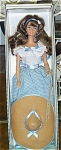 Click here to enlarge image and see more about item MAT0023: 1995 Mattel Little Debbie II Barbie Doll