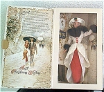 Click here to enlarge image and see more about item MAT0270: 1995 Hallmark Holiday Memories Barbie 1910