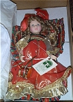 Pittsburgh Originals Mistletoe Angel Doll 1996