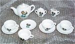 Click here to enlarge image and see more about item MSC0011: Child's Made-in-Japan China Tea Set