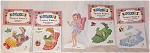 Click here to enlarge image and see more about item PDM0026M: Peck Aubry Tiffany Fairy Kidoodles Paper Doll Set