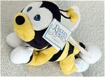 Click to view larger image of Precious Moments Buzz the Bee Bean Bag Pal (Image1)