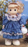 Click to view larger image of Precious Moments Co. Missy Doll (3rd Ed.) 1998-2000 (Image2)