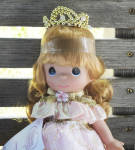 Click to view larger image of Precious Moments 9 Inch Disney Sleeping Beauty Doll (Image2)