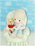Click here to enlarge image and see more about item PMD0002: Precious Moments Disney Better With a Friend Figurine
