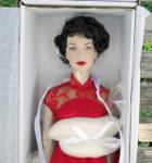 Click to view larger image of Hearts Ablaze Ava Gardner Doll Tonner 2011 (Image4)