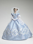 Tonner Gone with the Wind Melanie in Blue Doll 2007