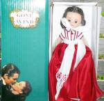 Click to view larger image of Tonner Tiny GWTW Christmas in Atlanta Scarlett Doll, 2010 (Image3)