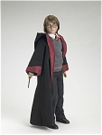 Click here to enlarge image and see more about item THP0002: Tonner Harry Potter at Hogwarts Doll 2005