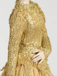 Click to view larger image of Romantic Gold Precarious Fashion Doll, Tonner 2012 (Image3)