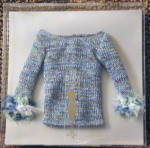 Click to view larger image of Tonner 16 In. Wentworth Fashion Doll Impressionist Sweater (Image2)