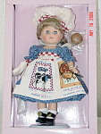 Click here to enlarge image and see more about item VOG1219: 1997 Vogue Ginny Barbecues Doll