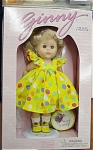Vogue 1998 Blonde Birthday Party Ginny Doll