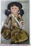 Click here to enlarge image and see more about item VOG1411: 1999 Vogue Century Miss Millennium Ginny Doll