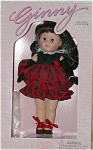 Click here to enlarge image and see more about item VOG1423A: Vogue Modern Ginny Discovers Madrid Doll 1999