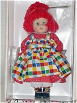 Click here to enlarge image and see more about item VOG1609: Vogue Rag Dolly Rock and Roll Ginny Doll 2000