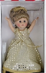 Click here to enlarge image and see more about item VOG1646: Vogue 2000 Inaugural Ball Modern Ginny for President Doll