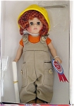 Click here to enlarge image and see more about item VOG1647: Vogue Ginny Woos the Labor Vote Doll 2000