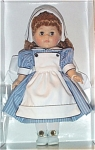Click here to enlarge image and see more about item VOG1702: Vogue Ginny Lends a Hand Nurse Doll 2001
