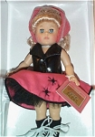 Click here to enlarge image and see more about item VOG1704: Vogue 2001 Forever 50s Modern Ginny Rock and Roll Doll