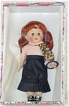 Click here to enlarge image and see more about item VOG1706: Vogue 2001 Ko Ko Bop Modern Ginny Rock and  Roll Doll