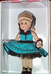 Click here to enlarge image and see more about item VOG1708: Vogue 2001 Wake Up Little Ginny Rock and Roll Doll