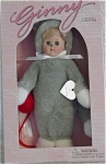 Click here to enlarge image and see more about item VOG1724A: Vogue 2001 Pretty Kitty It's Just Ginny Doll
