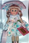 Click here to enlarge image and see more about item VOG1744: 2001 Vogue Hat Shoppe Picture Perfect Ginny Doll