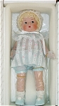 Click here to enlarge image and see more about item VOG1902B: 2002 Large Vogue Just Me Blonde Doll in Blue