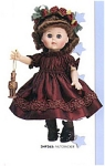 Click here to enlarge image and see more about item VOG2042: Vogue 2003 Nutcracker Ginny Doll