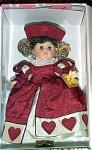 Click here to enlarge image and see more about item VOG2050: Vogue 2003 Queen of Hearts Ginny Doll